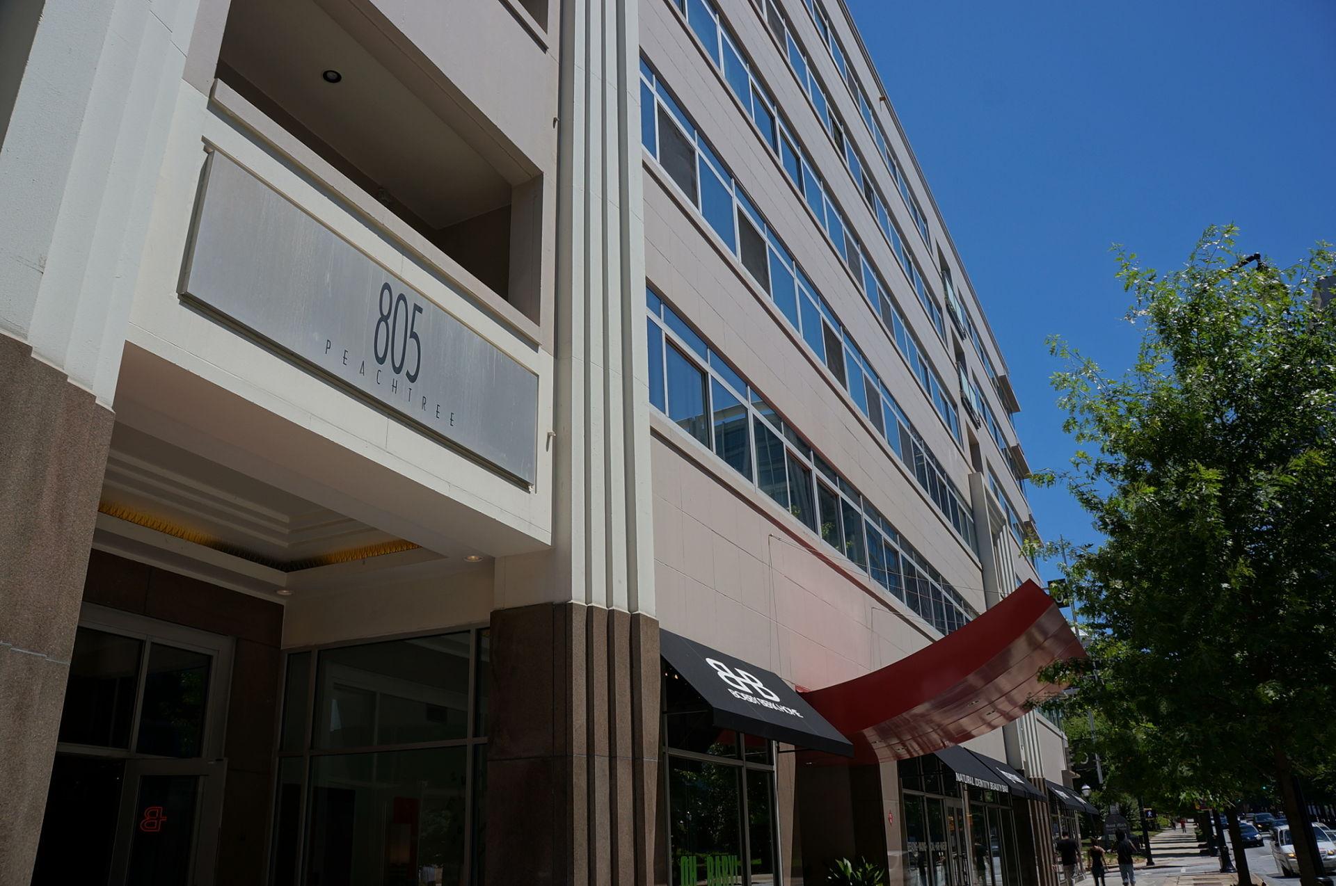 805 Peachtree Lofts