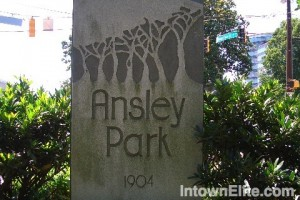 Ansley Park neighborhood