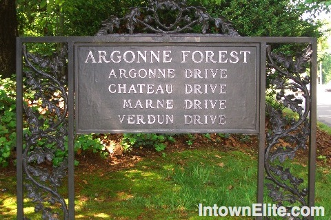 Argonne Forest real estate
