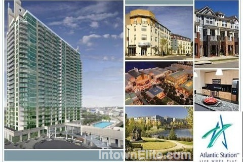 Atlantic Station condos for sale