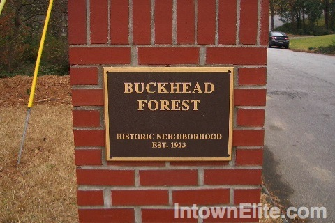 Buckhead Forest real estate