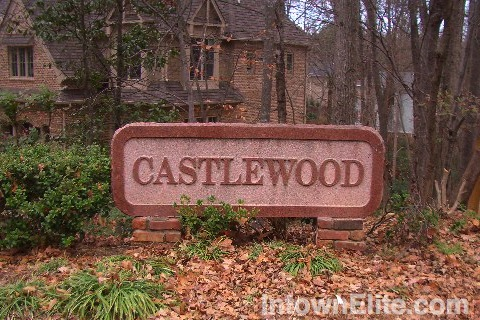Castlewood Buckhead homes for sale