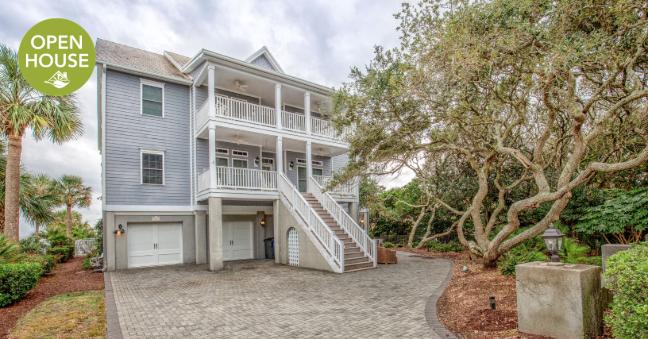 Oceanfront Open House
