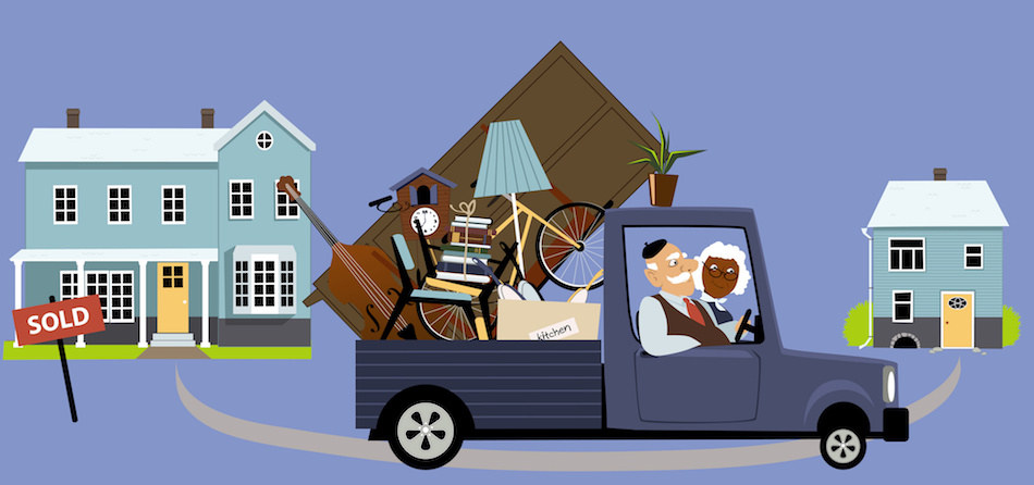 Five Upsides to Downsizing Your Home