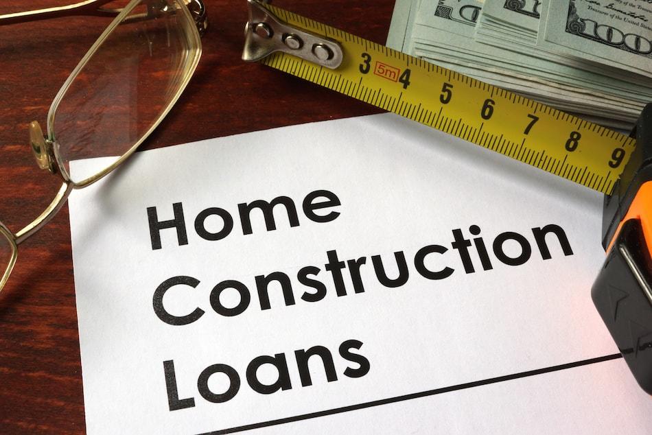 Single Close New Home Construction Loans