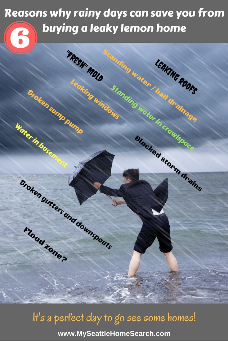 6 reasons why rain saves you from buying a bad home