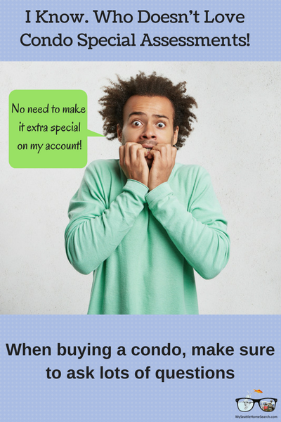 Condo special assessments
