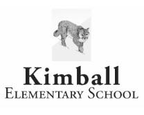 Kimball elementary school in Seattle