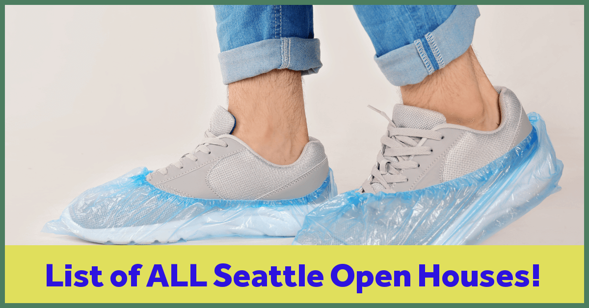 List of all open houses in Seattle