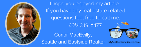 Conor MacEvilly - Seattle Realtor