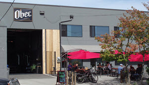 Obec Brewing in Ballard Seattle