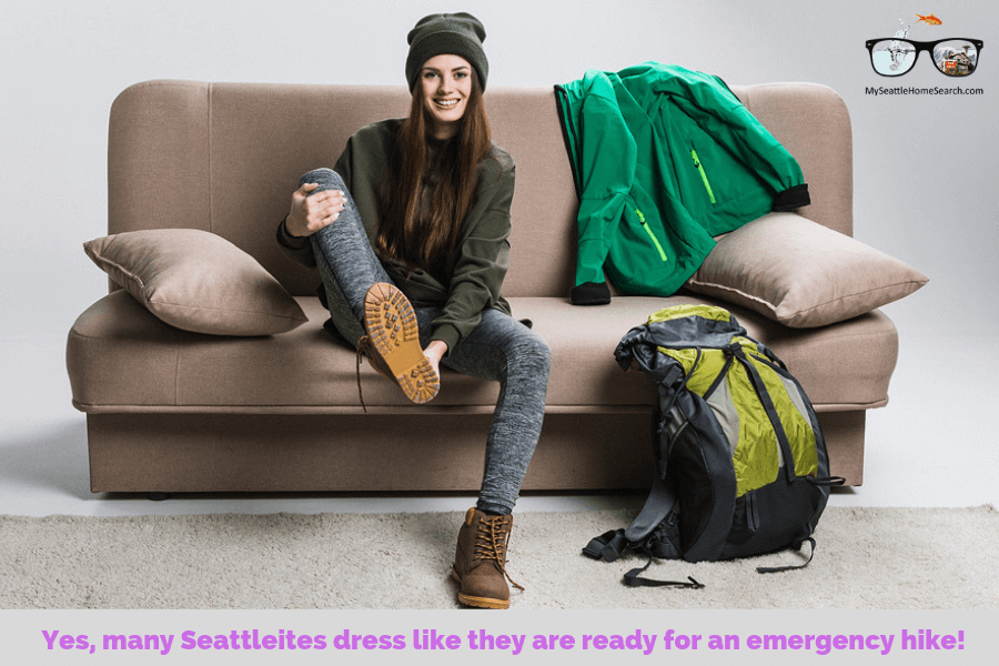 The Seattle dress code
