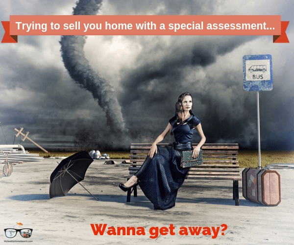 Selling a home with a special assessment