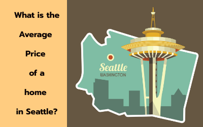 What is the average home price in Seattle WA