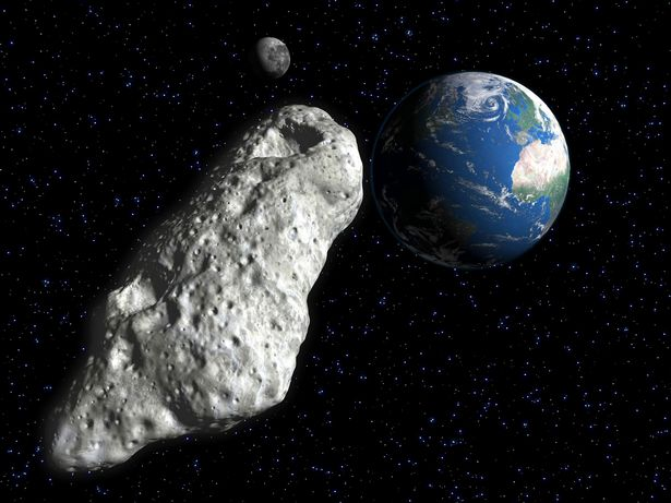 Asteroid 3200 Phaethon