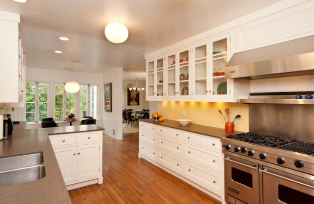 2302 Kenilworth in Silver Lake has a large updated kitchen