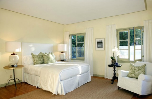 3456 Ben Lomond Master suite has views of Los Feliz