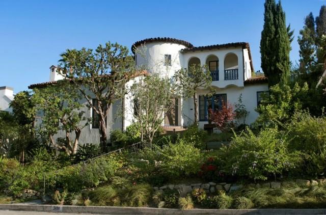 3456 Ben Lomond Spanish home in Los Feliz has great curb appealLos Feliz Spanish