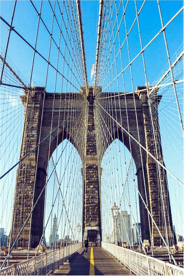 Image of the Brooklyn Bridge