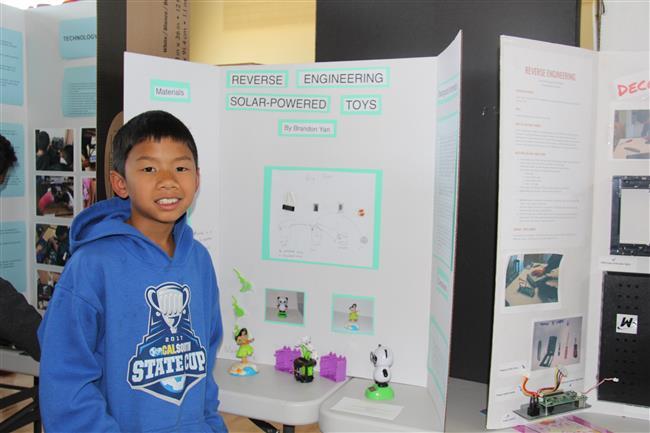 PUSD Innovation Exposition
