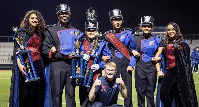Marching Band - Marshall Fundamental School Pasadena