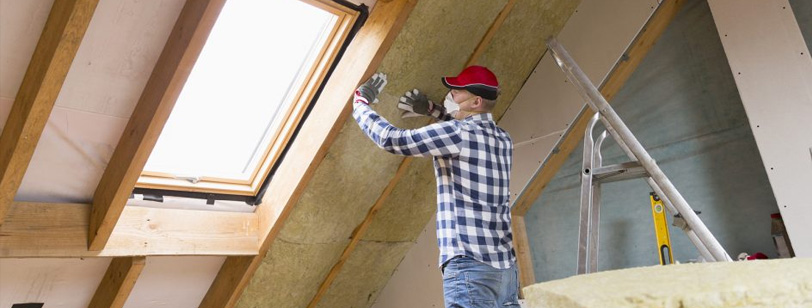 Consider attic insulation upgrades