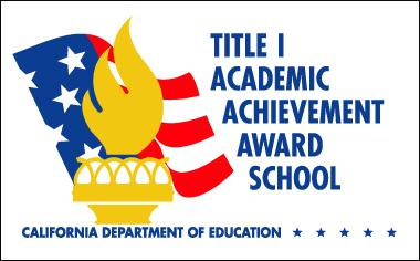 Franklin Elementary School in Los Feliz awwarde the California Department of Education Academic Achievement Award