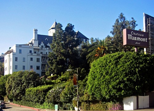 Chateau Marmont Sunset Hills