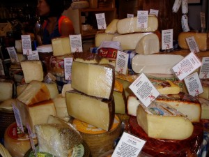 Silver Lake Cheese store carries domestic and imported cheese