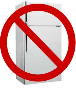 Don't make major purchase like home appliances during the home escrow process