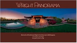 Elements of Frank Lloyd Wright's Architecture in 360 Degrees