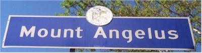 Mount Angeleus historic Los Angeles neighborhood in Highland Park
