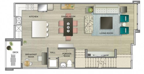 NELA Floor Plan