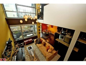 Sunset Silver Lake loft 313 is a short sale unit with many upgrades