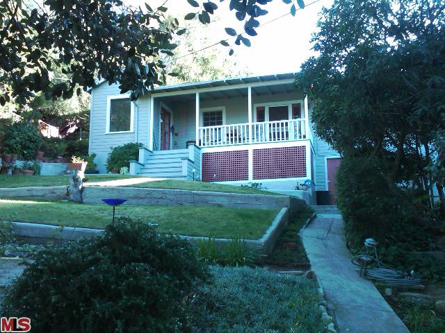 Silver Lake California bungalow for sale