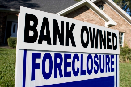 banked owned foreclosed home