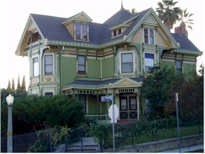 Angelino Heights Victorian