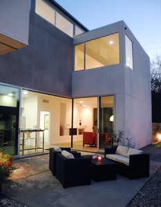 Los angeles small lot subdivision - The Mews in Atwater Village