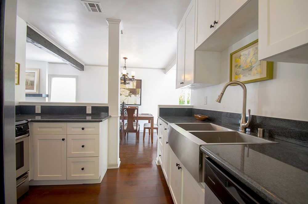 Montecito Heights updated kitchen