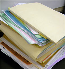 If they ask for more paperwork, give it to them.