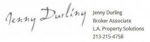 Jenny Durling, Los Angeles short sale specialist
