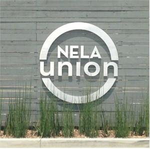 NELA Union Welcome Sign