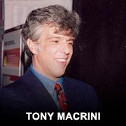 Tony Macrini