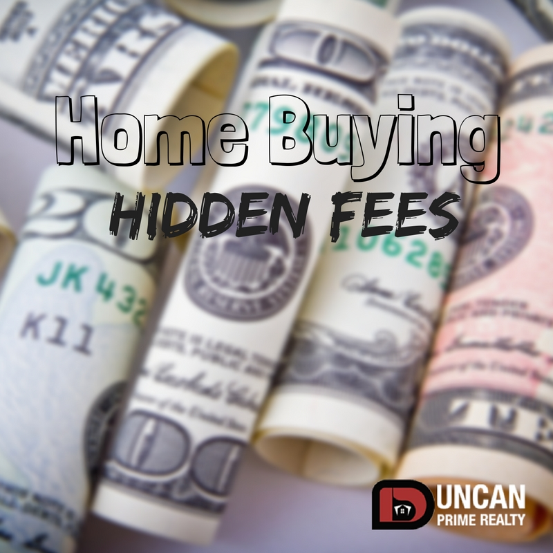 Home Buying Hidden Fees