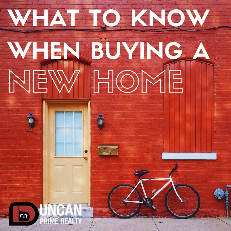 Looking to buy a new house-Duncan Prime Realty