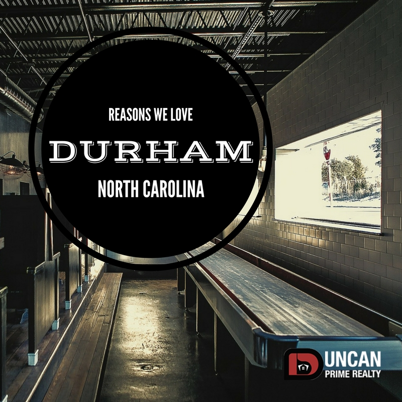 Why We Durham