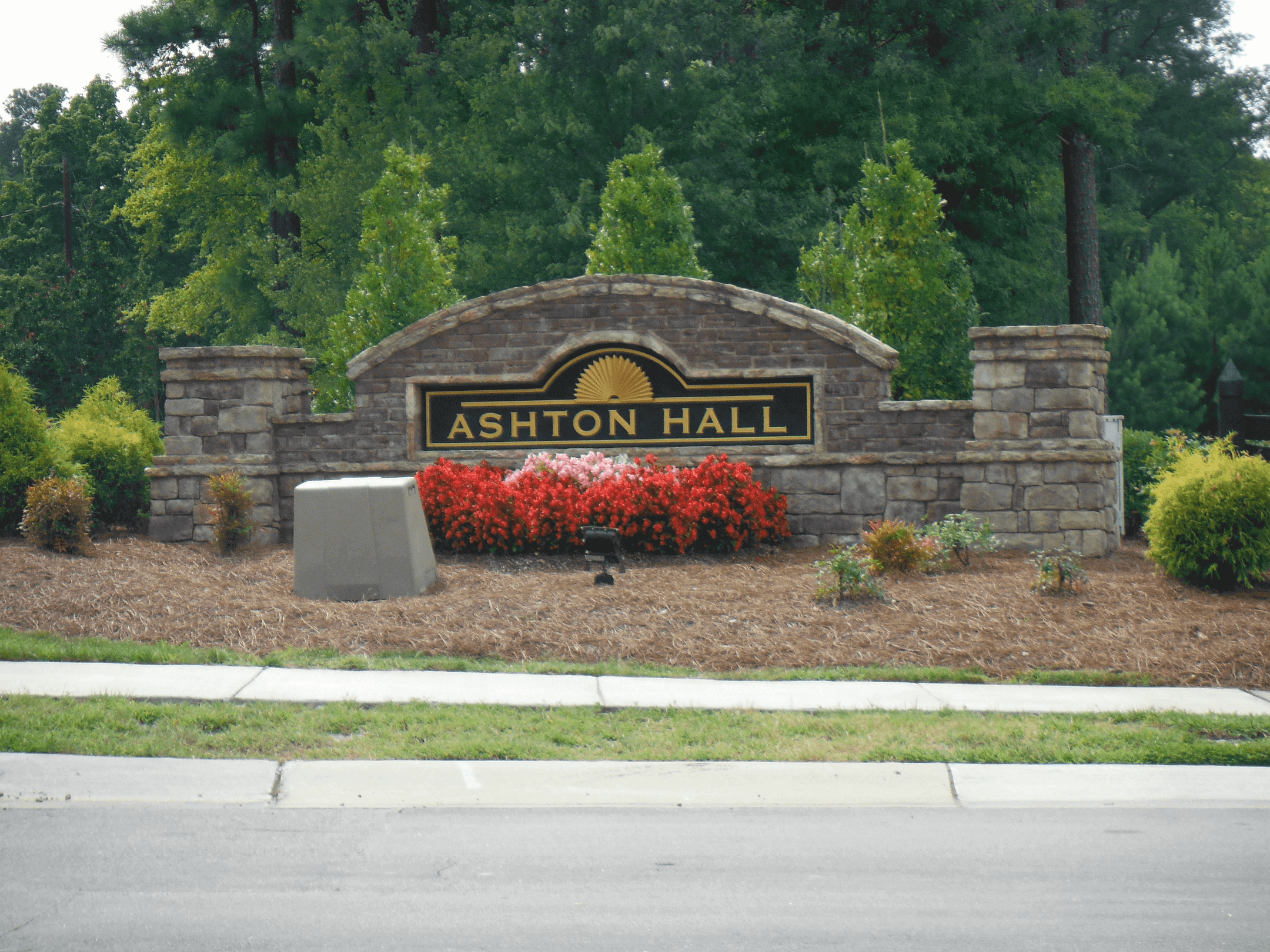 Ashton Hall Homes for Sale