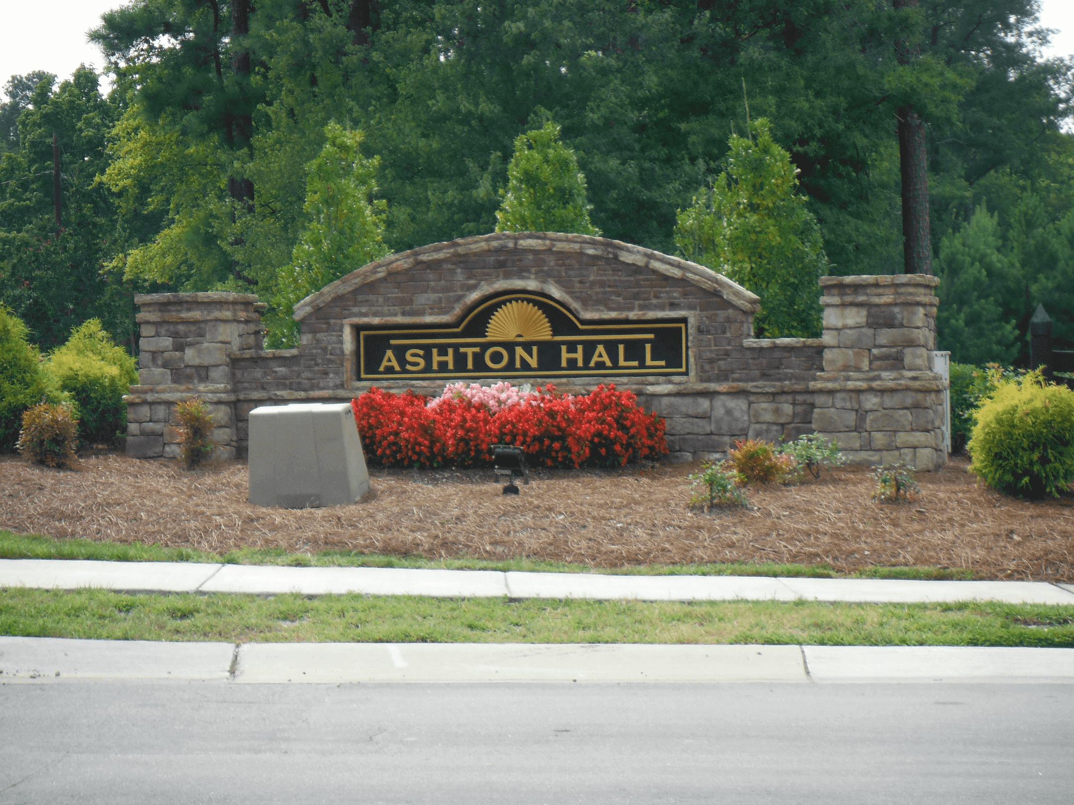 Ashton Hall Homes for Sale