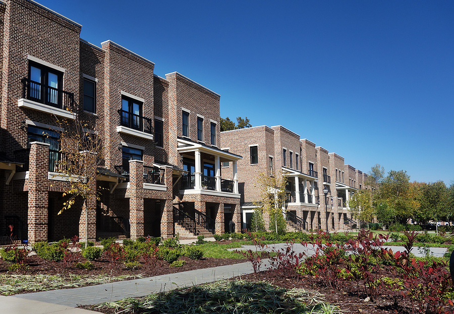 Luxury Townhomes in Chapel Hill