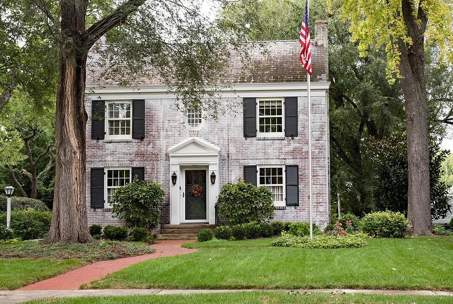 Chapel Hill Historic Homes